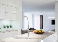 Dekton Kitchen - Blanc Concrete
