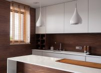 Dekton Kitchen - Glacier
