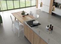 Dekton Kitchen - Manhatta - משטח עבודה עמיד מאוד - שיש איציק