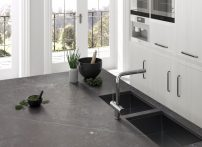 Dekton Kitchen HD - Fossil B - שיש איציק יוקרה למטבחים
