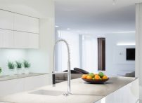 Dekton Kitchen - Blanc Concrete