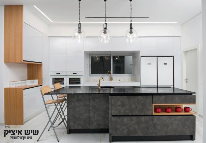 עיצוב מטבחים והתאמת סוג השיש לעיצוב המטבח
